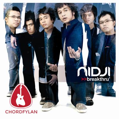 Lirik dan chord Hapus Aku - Nidji