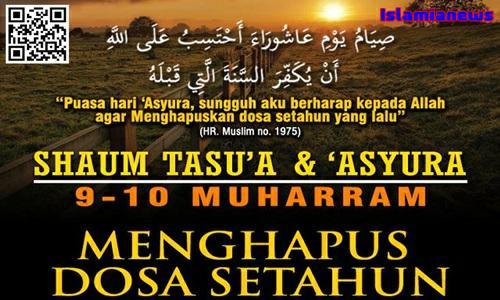 Hikmah Keutamaan Niat Puasa 9 10 Asyura Amalan Doa 1 Muharram