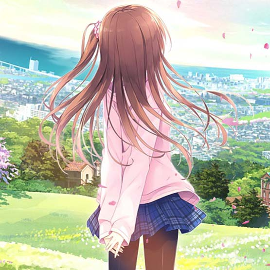 Love X Shin Ai Himino Hanano Wallpaper Engine