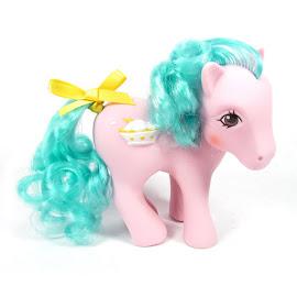 My Little Pony Banana Surprise Year Six Sundae Best Ponies G1 Pony
