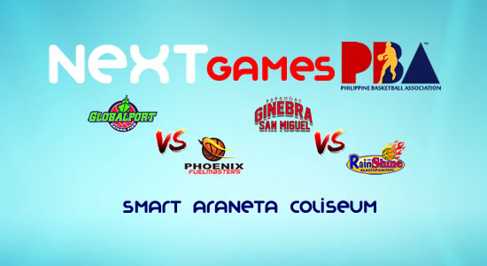 List of PBA Games: March 2 at Smart Araneta Coliseum 2017-2018 PBA Philippine Cup