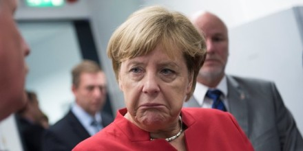 Globalistų ir teroristų naikinama Europa
