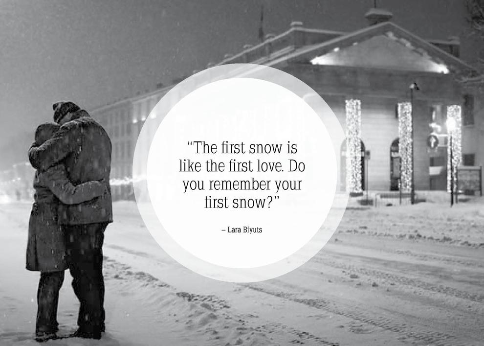 Captions About Snow Captions Instagram