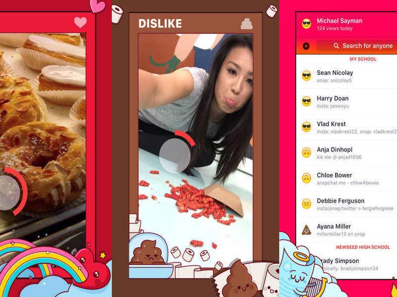 Ứng dụng quay video mới cho Facebook trên iOS (2)