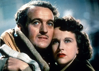A Matter of Life and Death, David Niven, Kim Hunter