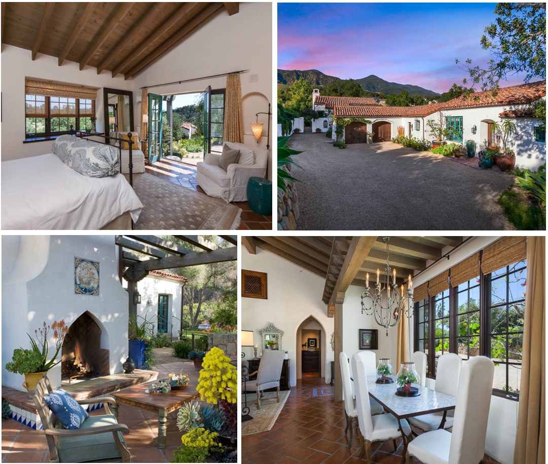 How about a second home in Montecito?