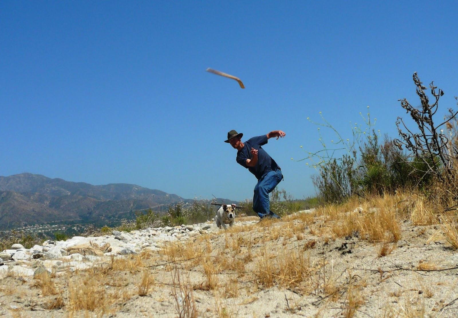 Countryman Foraging California S Wild Side Throwing