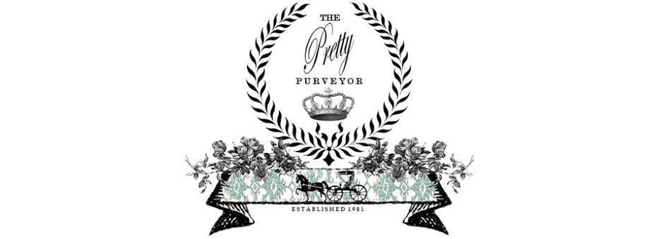 The Pretty Purveyor: July 2010