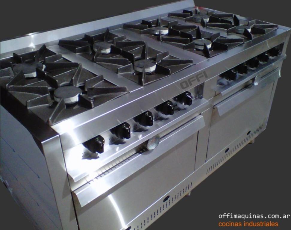 Cocinas industriales familiares