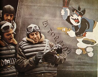WW2 Italian aviators