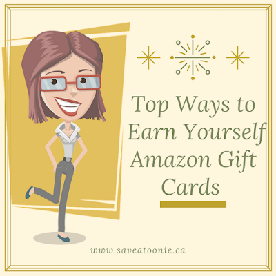 Best Places to Earn Amazon Gift Cards
