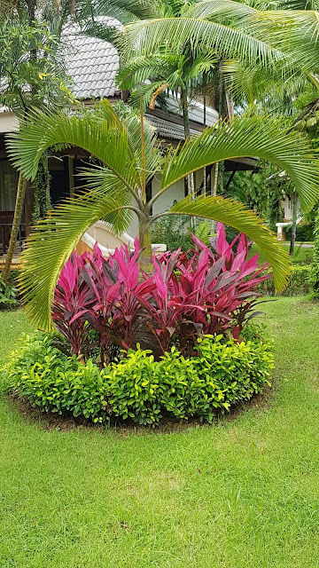 Mukdara Beach Resort Khao Lak, Gartenanlage