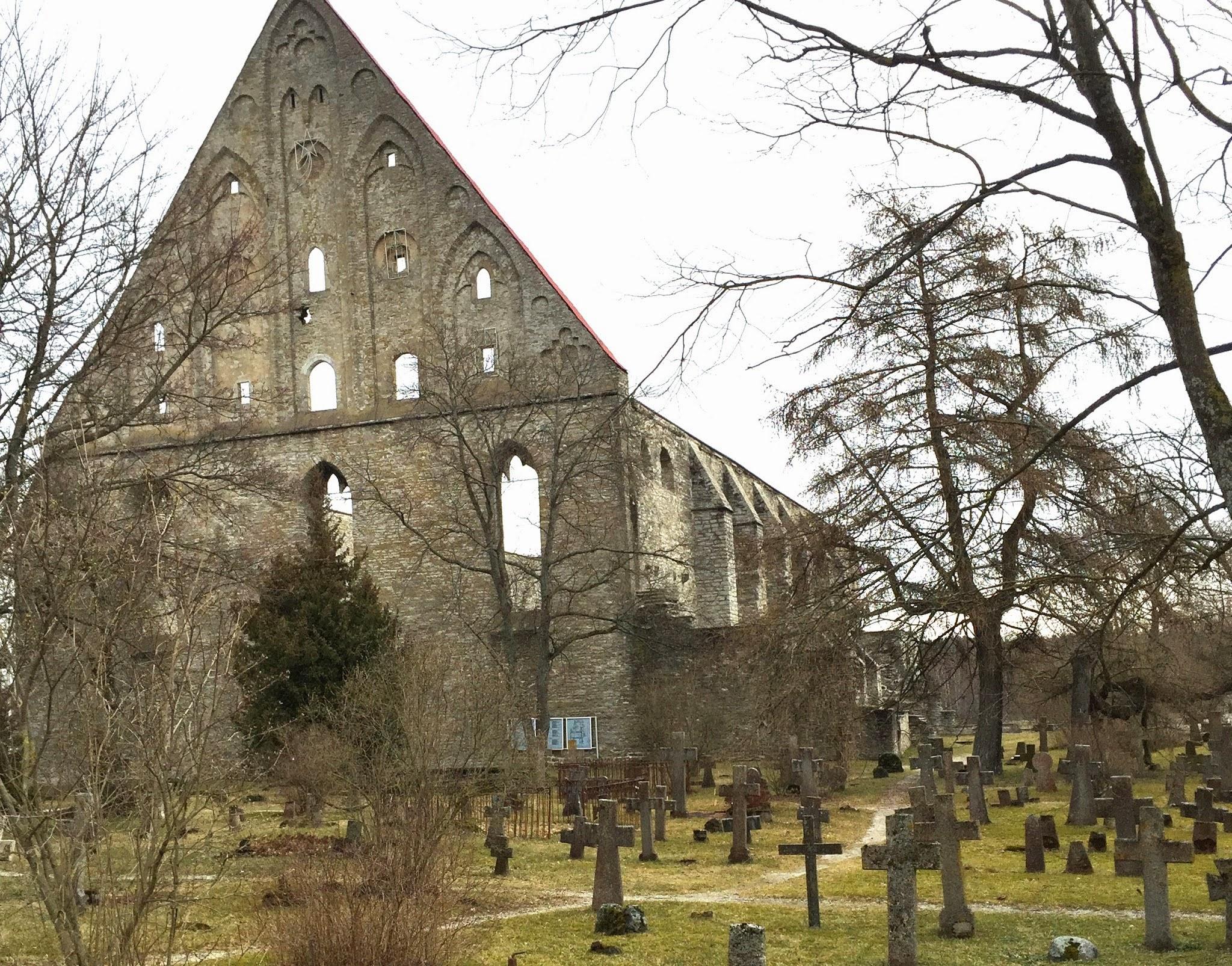 Piritos Šv. Brigitos vienuolynas