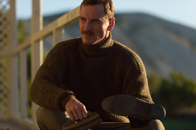 The Light Between Oceans Michael Fassbender as Tom Sherbourne