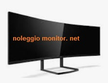 Monitor Philips per pc a noleggio