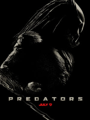Predators - Movie Poster