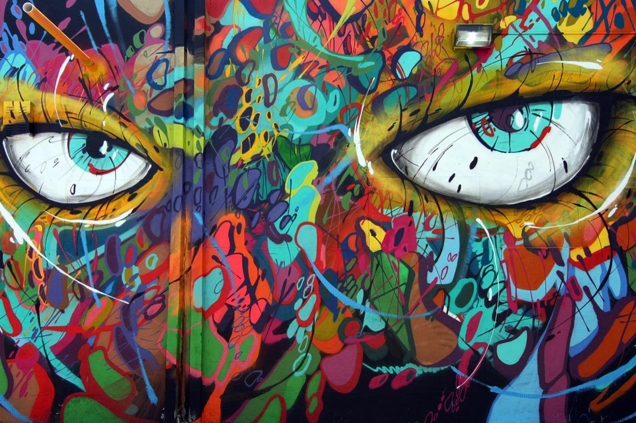 Abstrk New Mural In Miami Usa Streetartnews Streetartnews