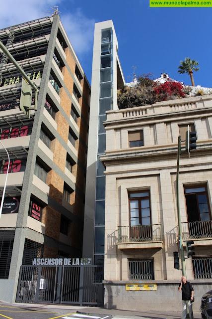 El Gobierno Municipal afronta las diferentes acciones pendientes para poner en marcha el Ascensor de la Luz