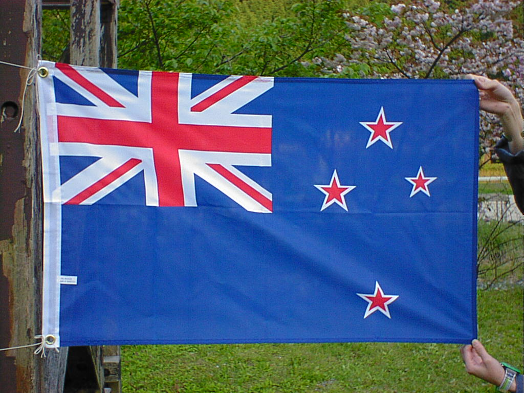 New Zealand Flag Wallpaper: New Zealand Flag Pictures