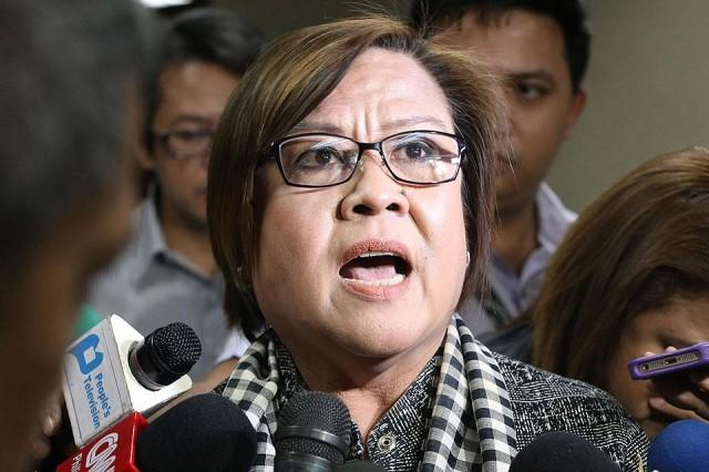 2sHufBm De Lima to latest arrest warrant: No probable cause and the prosecution's case is EXTREMELY WEAK!