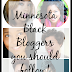 Black Bloggers in Minnesota You Need to Follow