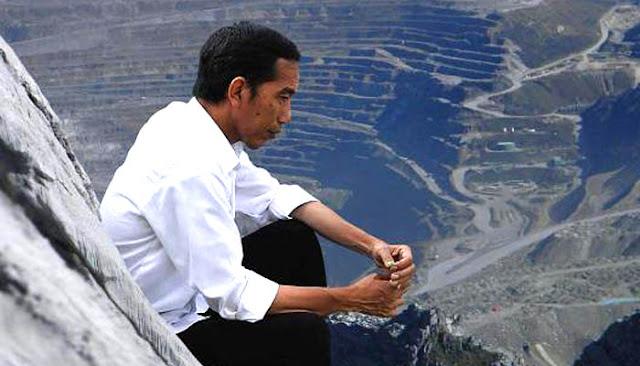 Usul Bentuk Pansus Freeport, DPR Diminta Panggil Jokowi