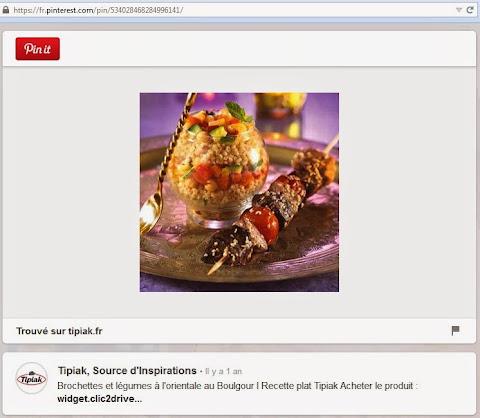 圖片說明: Pinterst 分享的照片整合 Clic2Buy 服務, 圖片來源: JDN