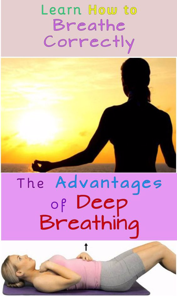 The Advantages of Deep Breathing