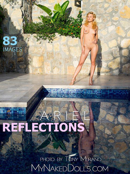 MyNakedDolls - Ariel - Reflections
