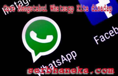 Cara Mengetahui Whatsapp Kita disadap  1