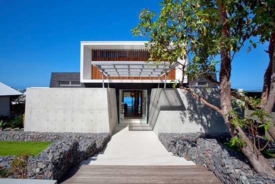 contoh pagar rumah minimalis