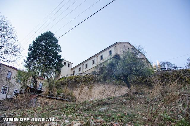 Св. Петка - село Маловиште, Општина Битола