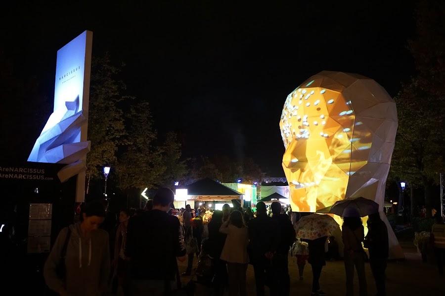 """""""Franc Aleu / Joan Bofill"""", Ciutadella de Nit, dins del """"MAC Festival"""""""