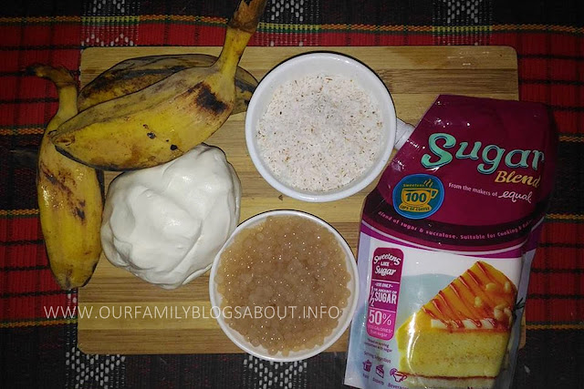 ginataang bilo-bilo, pinoy snack, recipe, Sugar Blend,
