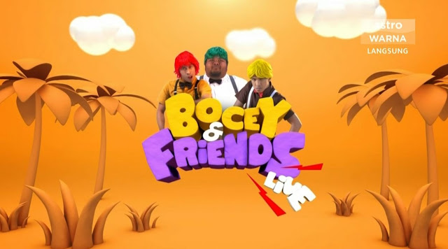 Bocey & Friends Live (2018)