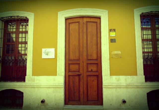 Casa del poeta José Ángel Valente