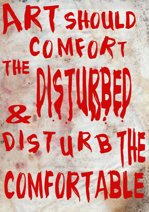 4 Ways to Disturb the Comfortable and Comfort the Disturbed