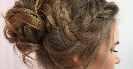 Hair Styling For Proms Wedding And Special Events