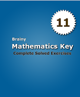 FSC Part 1 Mathematics Book Solutions to Exercises - View Online OR Download For Free