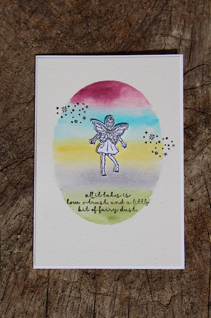 Fairy Celebration Stamp Set Stampin' Up!