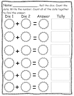 The Crazy Pre-K Classroom: Free Printables