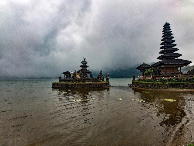 Ulun danu Temple Bali Itinerary