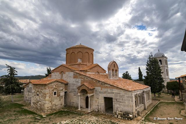 Monasterio de Santa Maria - Apolonia de Iliria, Albania por El Guisante Verde Project