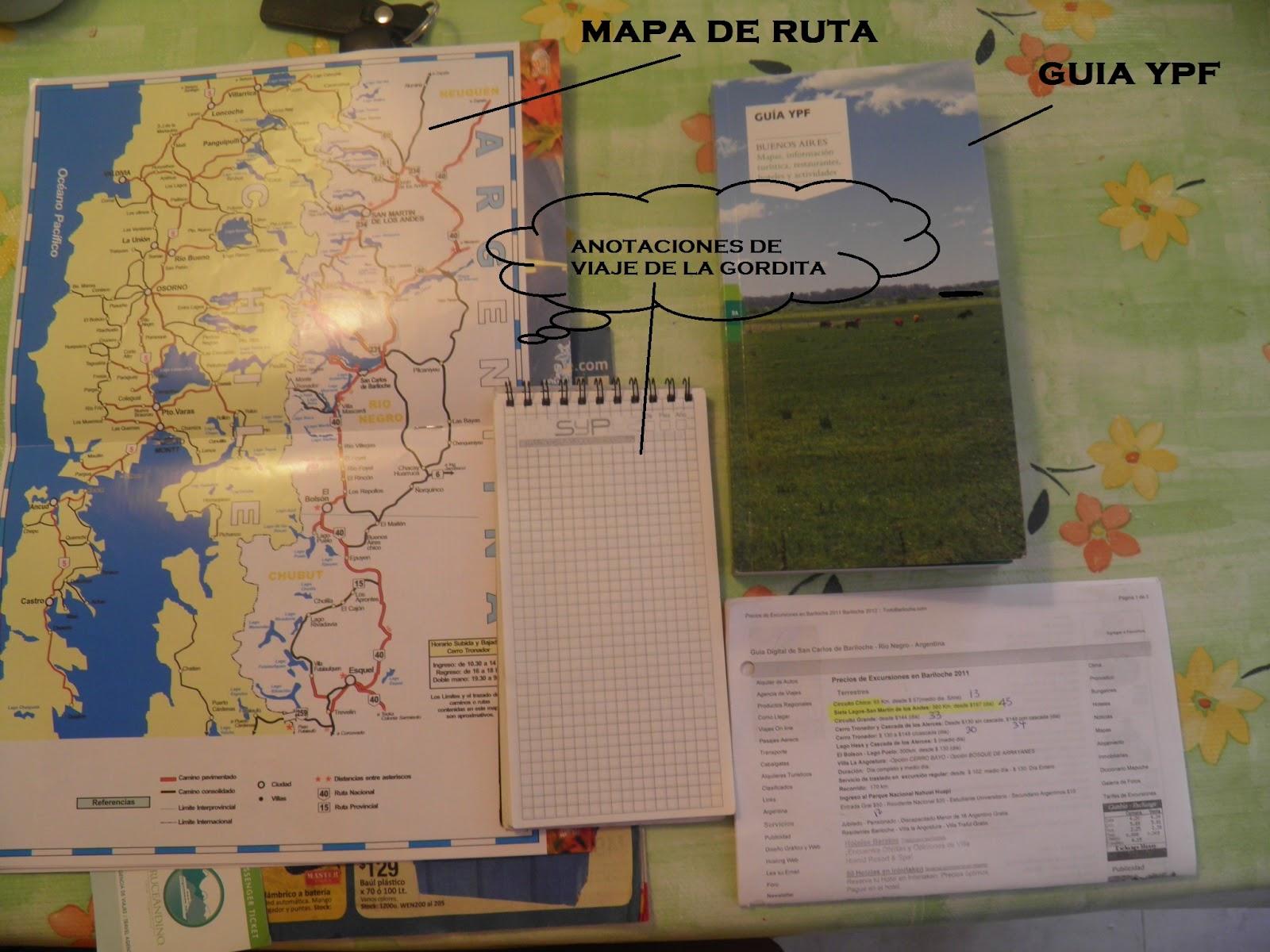 Vas A Viajar Al Extranjero La Sre Emite: Paseo Gomez 2012: Dias 6, 8 Y 9 Bariloche