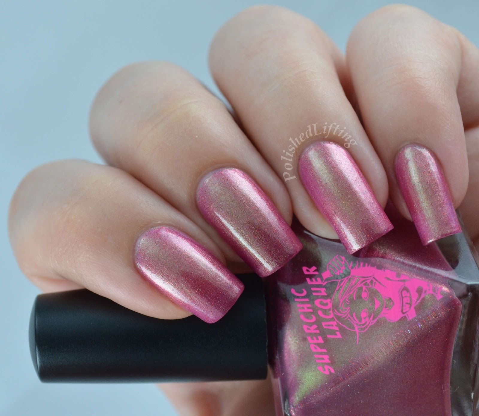 Superchic Lacquer Golden Delicious Curse