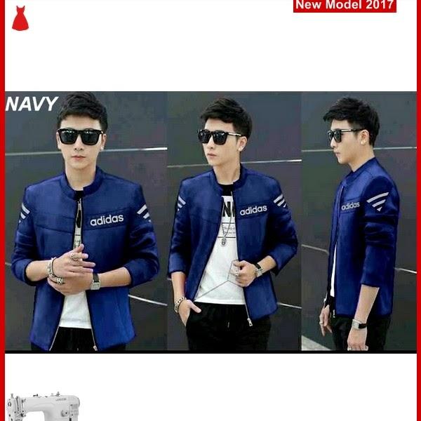 MSF0136 Model Jaket Pria Murah Trendy Adidas BMG