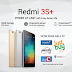 The Redmi 3S+ is Xiaomi's first 'offline only' smartphone for India