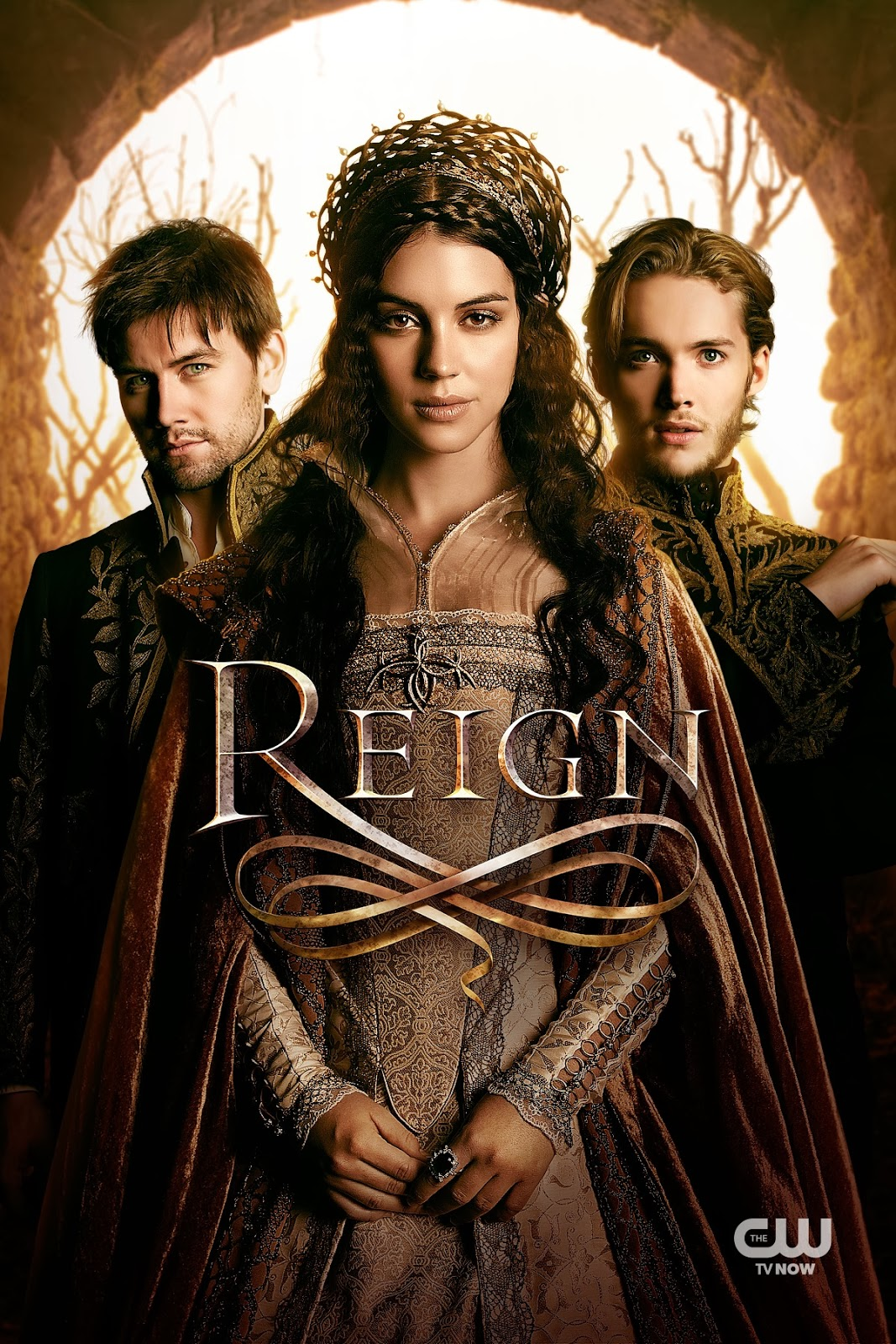 Reign Season 4 On Netflix: Current Netflix Binge - Five Broke Girls