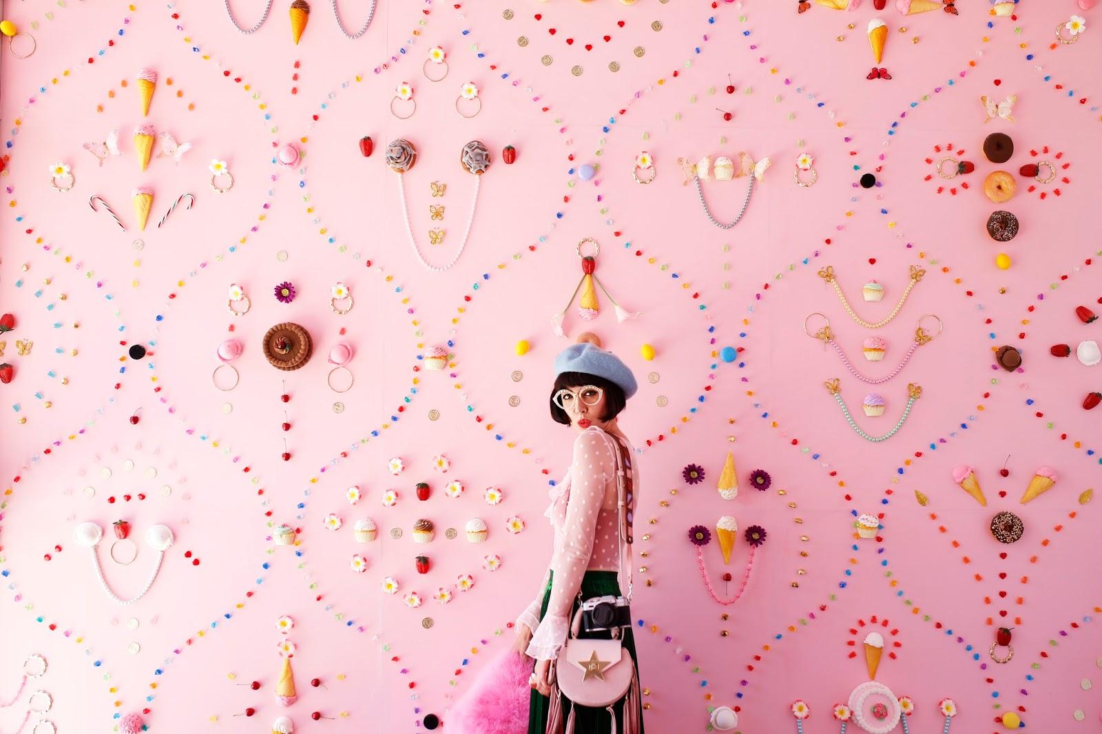 I scream for ICE CREAM // Museum of Ice Cream //