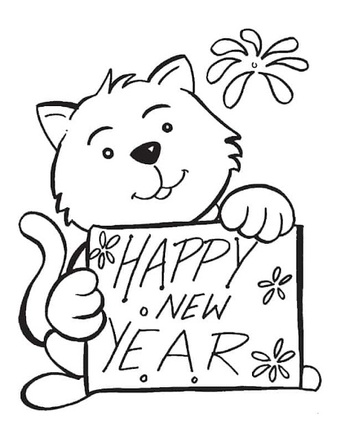 Happy New Year 2017 Drawing Pictures